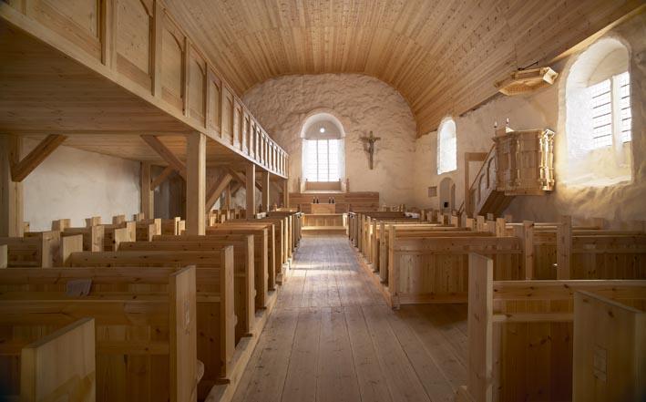 Tyrvään Pyhän Olavin kirkko. Kuva: Kimmo Räisänen